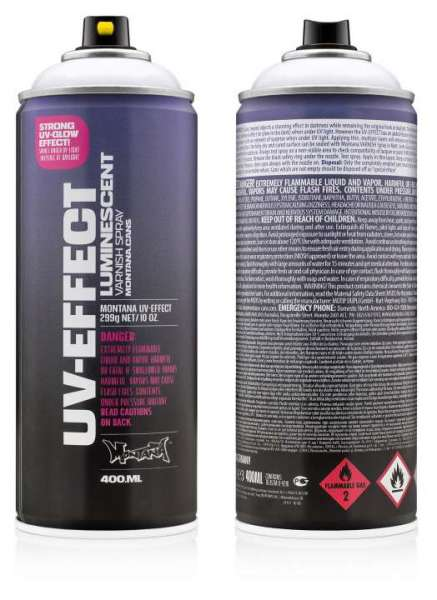 UV-Effekt Spray